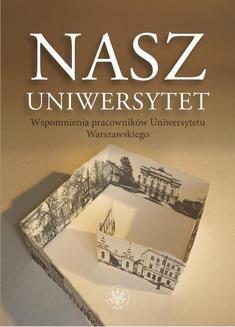 Ebook Nasz Uniwersytet pdf