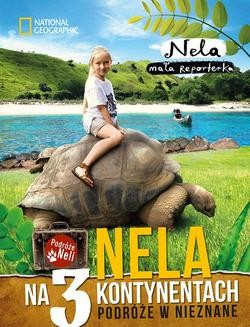 Chomikuj, ebook online Nela na 3 kontynentach. Monika Ćwiek