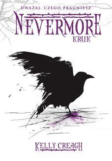 Chomikuj, ebook online Nevermore. Kruk. Kelly Creagh