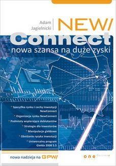 Chomikuj, ebook online NewConnect – nowa szansa na duże zyski. Adam Jagielnicki