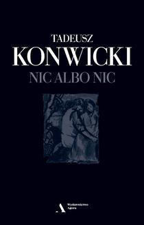 Ebook Nic albo nic pdf