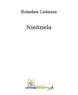 Ebook Niedziela pdf