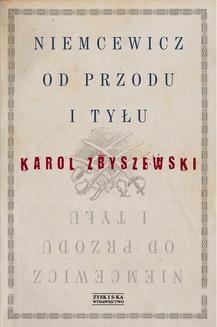 Chomikuj, ebook online Niemcewicz od przodu i od tyłu. Karol Zbyszewski