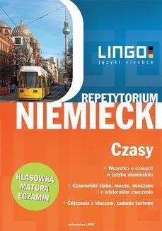 Ebook Niemiecki. Czasy. Repetytorium pdf