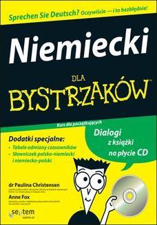 Ebook Niemiecki dla bystrzaków pdf