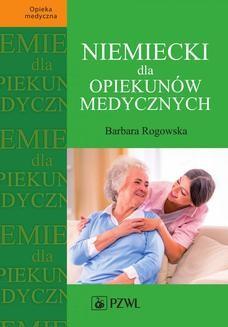 Ebook Niemiecki dla opiekunów medycznych pdf