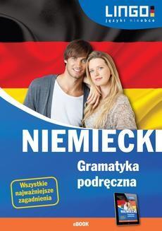 Ebook Niemiecki. Gramatyka podręczna pdf