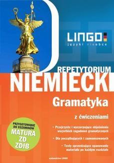 Chomikuj, ebook online Niemiecki. Gramatyka z ćwiczeniami. Repetytorium. Tomasz Sielecki