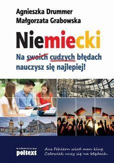 Ebook Niemiecki. Na cudzych błędach nauczysz się najlepiej! pdf