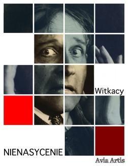 Chomikuj, ebook online Nienasycenie. Stanisław Ignacy Witkiewicz