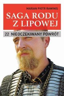 Chomikuj, ebook online Nieoczekiwany powrót. Marian Piotr Rawinis