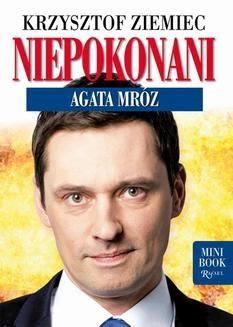 Chomikuj, ebook online Niepokonani – Agata Mróz (minibook). Krzysztof Ziemiec