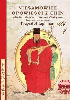 Chomikuj, ebook online Niesamowite opowieści z Chin. Ryūnosuke Akutagawa