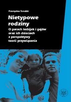 Chomikuj, ebook online Nietypowe rodziny. Przemysław Tomalski
