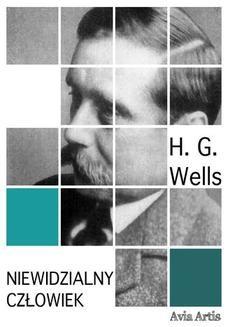Chomikuj, ebook online Niewidzialny człowiek. Herbert George Wells
