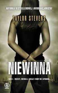 Chomikuj, pobierz ebook online Niewinna. Taylor Stevens