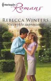 Chomikuj, ebook online Niezwykłe zaproszenie. Rebecca Winters