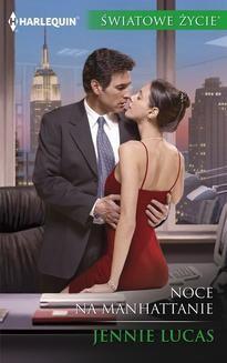 Chomikuj, ebook online Noce na Manhattanie. Jennie Lucas