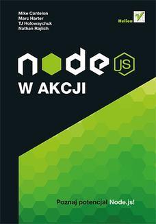 Chomikuj, ebook online Node.js w akcji. Mike Cantelon