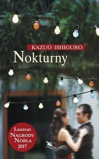Chomikuj, ebook online Nokturny. Kazuo Ishiguro
