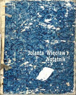 Chomikuj, ebook online Notatnik. Jolanta Więcław