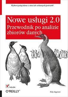 Ebook Nowe usługi 2.0. Przewodnik po analizie zbiorów danych pdf