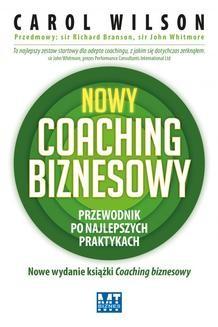 Chomikuj, ebook online Nowy coaching biznesowy. Carol Wilson