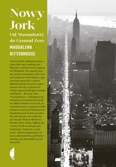 Chomikuj, ebook online Nowy Jork. Od Mannahatty do Ground Zero. Magdalena Rittenhouse