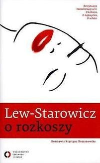 Chomikuj, ebook online O rozkoszy. Zbigniew Lew-Starowicz