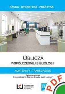 Chomikuj, ebook online Oblicza współczesnej bibliologii. Konteksty i transgresje. Jacek Ladorucki