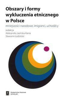 Ebook Obszary i formy wykluczenia etnicznego w Polsce pdf