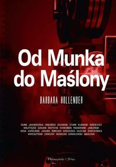 Ebook Od Munka do Maślony pdf