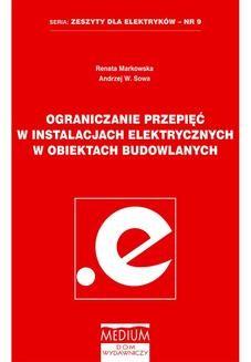 Chomikuj, ebook online Ograniczanie przepięć w instalacjach elektrycznych w obiektach budowlanych. Renata Markowska