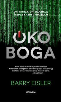Chomikuj, ebook online Oko Boga. Barry Eisler
