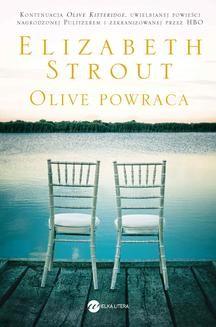 Chomikuj, pobierz ebook online Olive powraca. Elizabeth Strout
