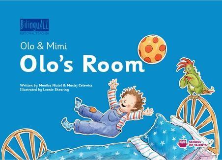 Chomikuj, ebook online Olo s Room. Nauka angielskiego dla dzieci 2-7 lat. Monika Nizioł-Celewicz