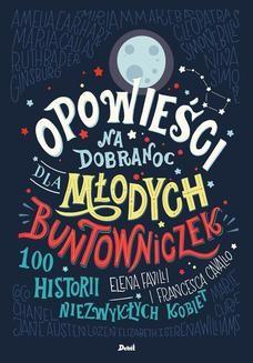Ebook Opowieści na dobranoc dla młodych buntowniczek pdf