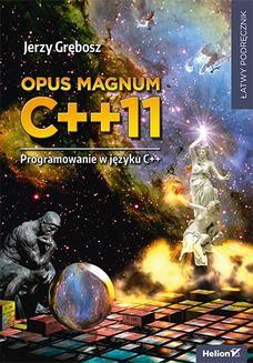 Ebook Opus magnum C++11. Programowanie w języku C++ (komplet) pdf