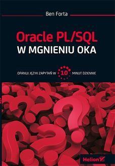 Chomikuj, ebook online Oracle PL/SQL w mgnieniu oka. Ben Forta