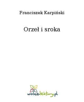 Ebook Orzeł i sroka pdf