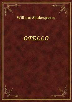 Chomikuj, ebook online Otello. William Shakespeare