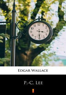 Chomikuj, ebook online P.-C. Lee. Edgar Wallace