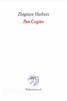 Chomikuj, pobierz ebook online Pan Cogito. Zbigniew Herbert