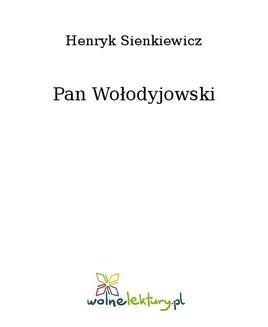Chomikuj, ebook online Pan Wołodyjowski. Henryk Sienkiewicz