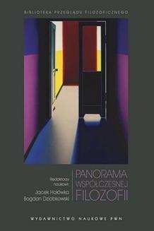 Chomikuj, ebook online Panorama współczesnej filozofii. Jacek Hołówka