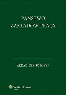 Ebook Państwo zakładów pracy pdf