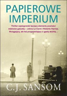 Ebook PAPIEROWE IMPERIUM pdf