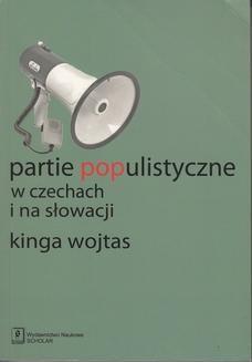 Chomikuj, ebook online Partie populistyczne w Czechach i na Słowacji. Kinga Wojtas
