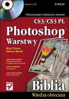 Chomikuj, ebook online Photoshop CS3/CS3 PL. Warstwy. Biblia. Matt Doyle