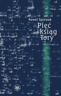 Ebook Pięć ksiąg Tory. Komentarze pdf
